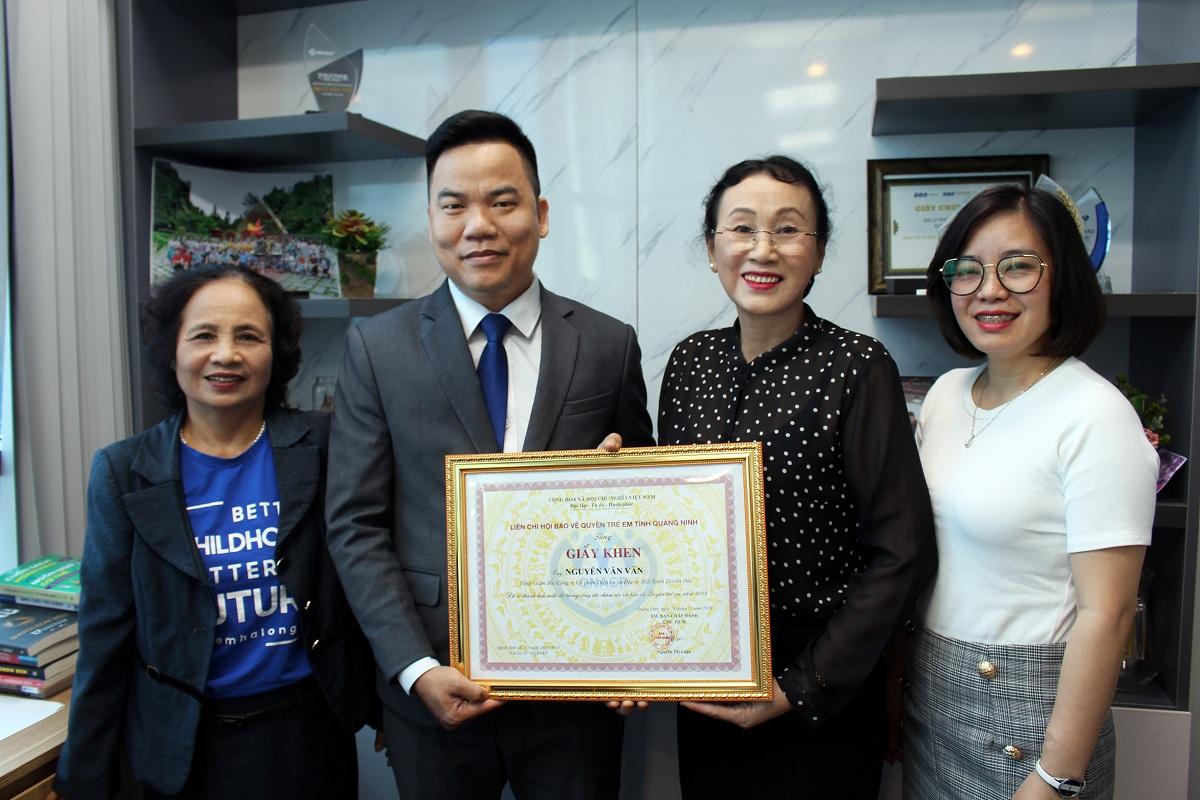 Công ty Cổ phần BĐS Duyên Hải - Phát triển doanh nghiệp đồng hành với trách nhiệm xã hội